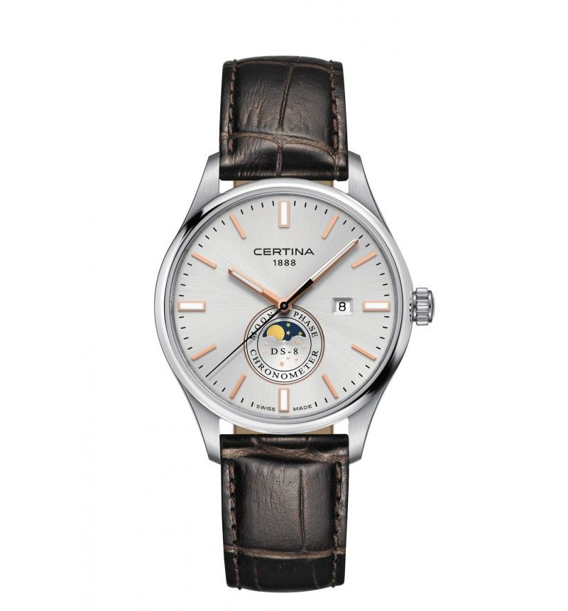 CERTINA DS-8 MOON PHASE...
