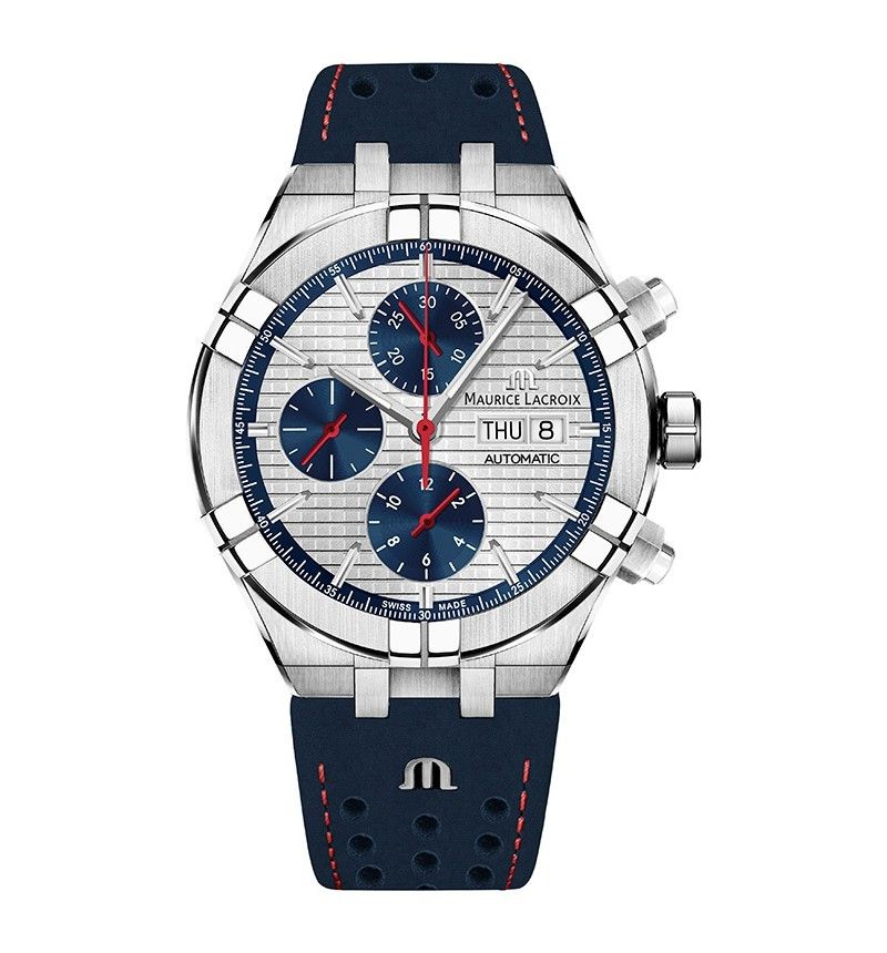 MAURICE LACROIX AIKON Automatic Chronograph Limited Edition AI6038-SS001-133-1