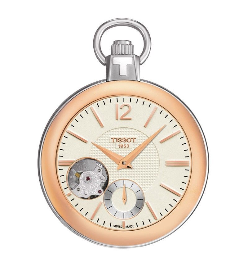 TISSOT POCKET MECHANICAL...