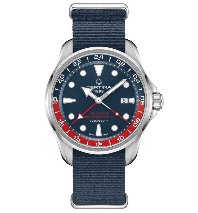 Certina DS ACTION GMT...