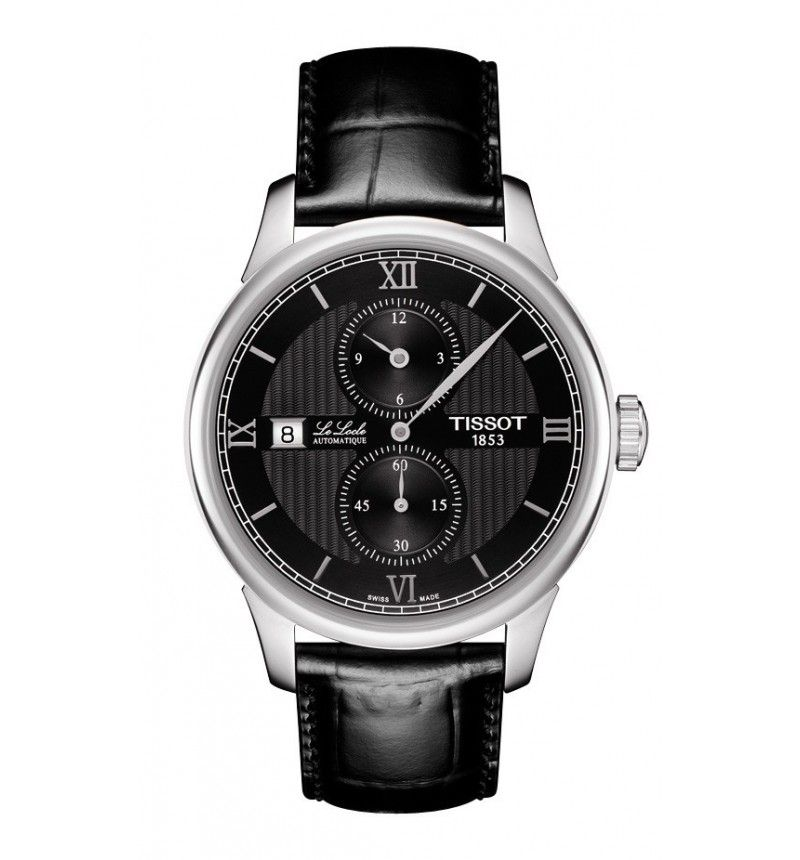 TISSOT LE LOCLE REGULATEUR...