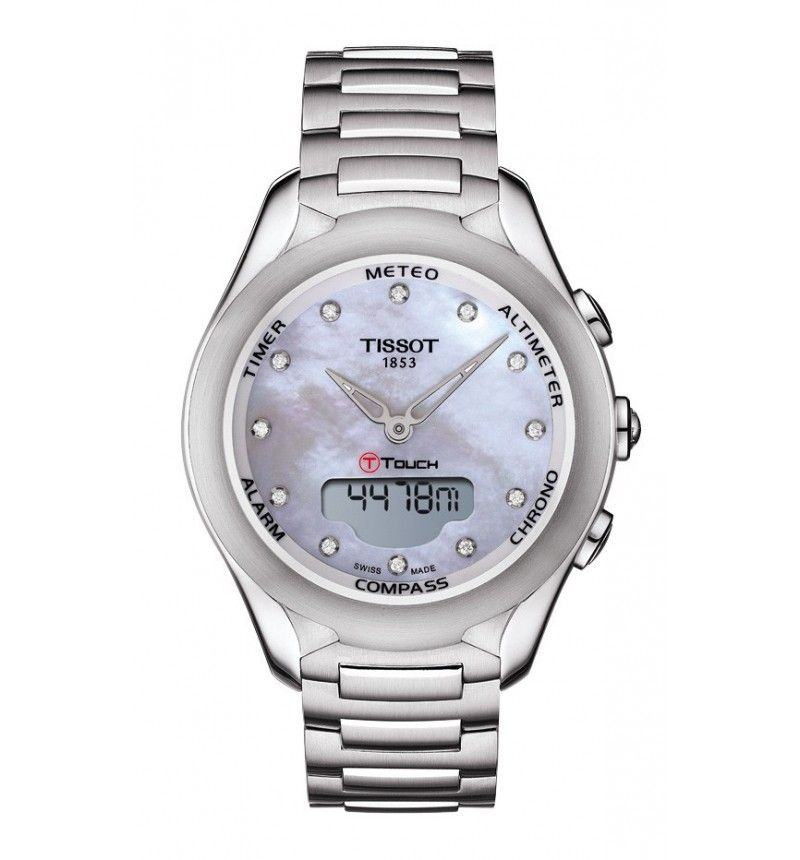 TISSOT T-TOUCH LADY SOLAR...