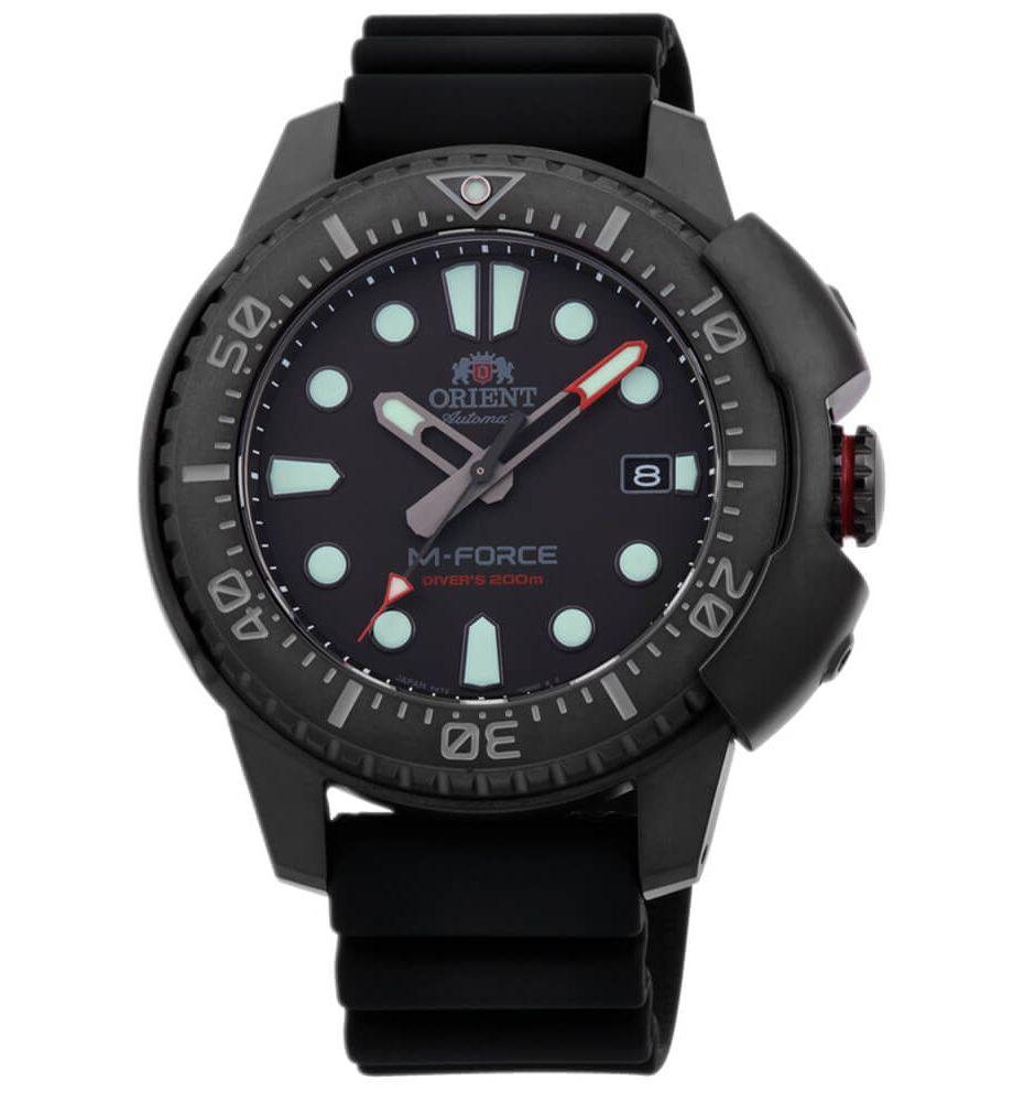Zegarek Męski ORIENT RA-AC0L03B00B - Tempus