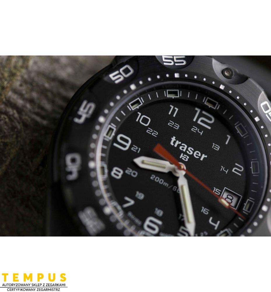 Zegarek Męski Traser P49 Tornado Pro 105476 - Tempus