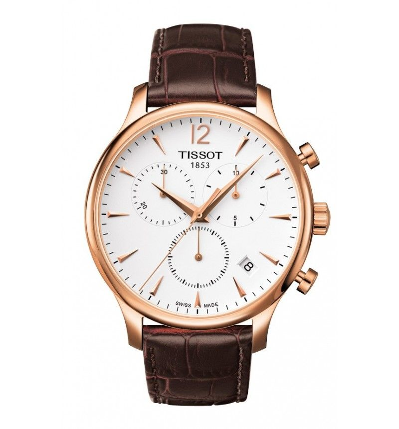 TISSOT TRADITION CHRONOGRAF...