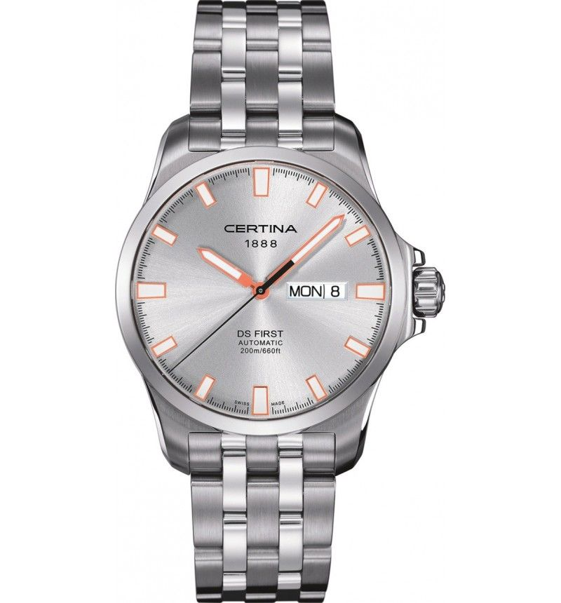 CERTINA DS FIRST DAY-DATE...