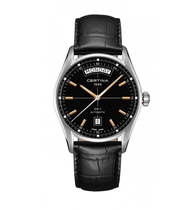 CERTINA DS-1 DAY-DATE...
