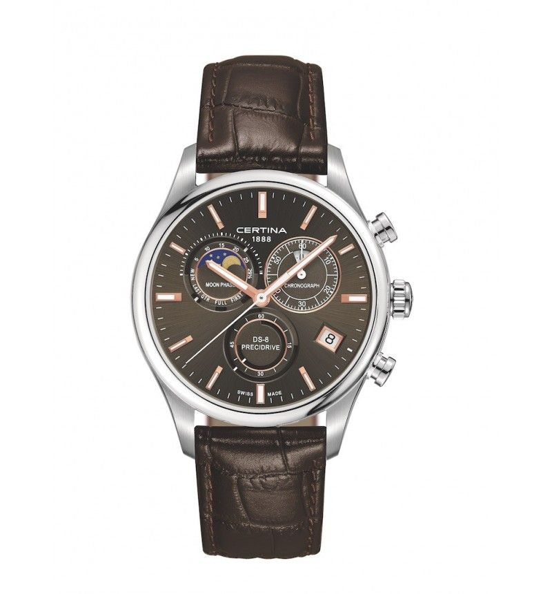 CERTINA DS-8 CHRONO MOON...