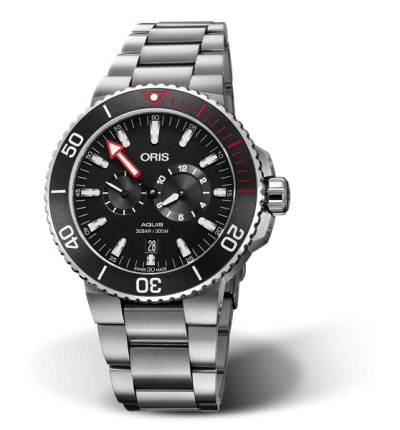 "Oris Regulateur ""Der..."