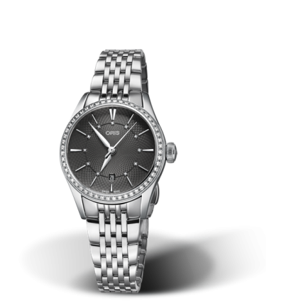 ORIS ARTELIER DATE DIAMONDS...