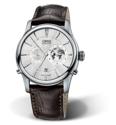 ORIS GREENWICH MEAN TIME...