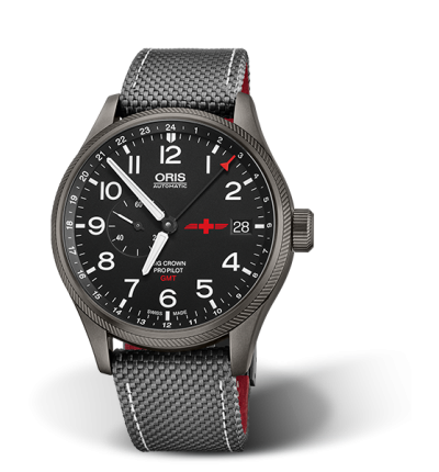 ORIS GMT REGA LIMITED...