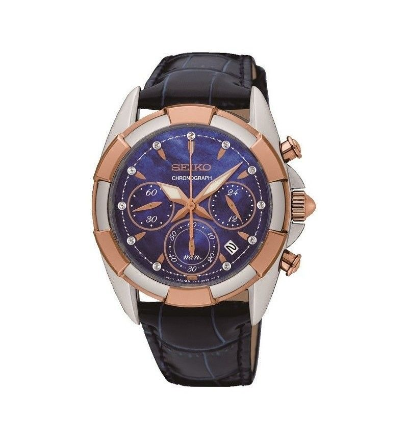 SEIKO Chronograph Ladies...