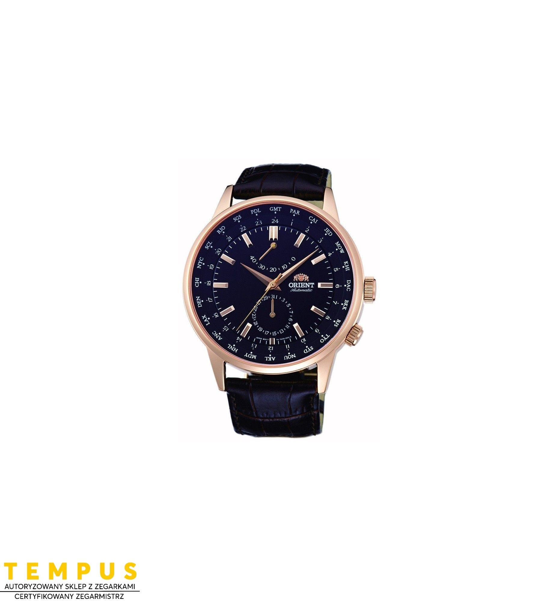 Zegarek Męski ORIENT FFA06001B0 - Tempus