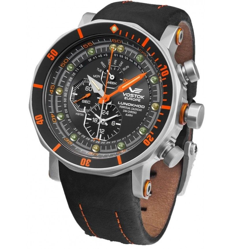 VOSTOK EUROPE YM86-620A506