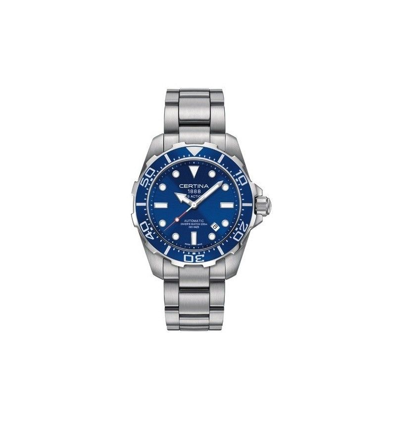 DS ACTION DIVER'S WATCH...
