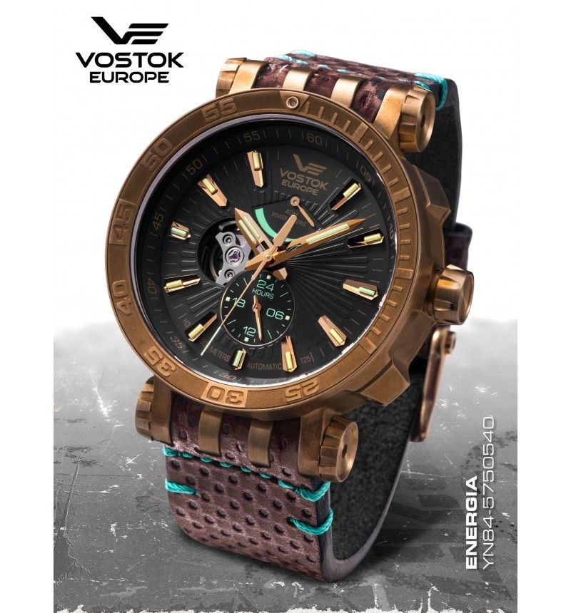 VOSTOK EUROPE YN84-5750540
