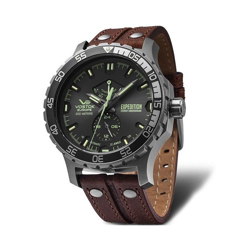 VOSTOK EUROPE YN84-597A543