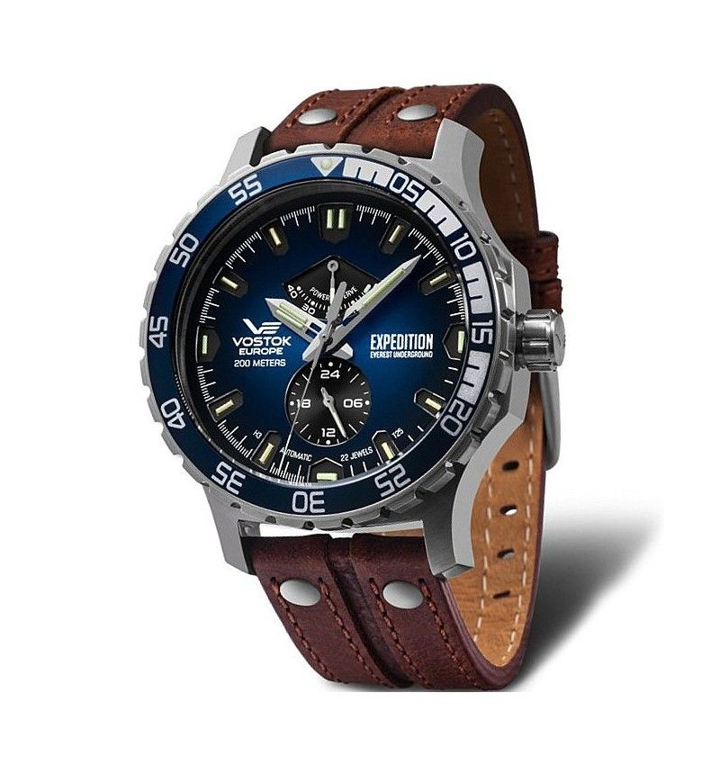 VOSTOK EUROPE YN84-597A545